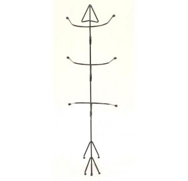 M&F Arrow 3-Tier Hat Rack