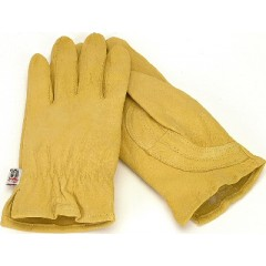 Genuine Goatskin Youth  Western Gloves