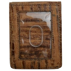 Justin Brown Basic ID Card and Money Holder