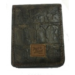 Tony Lama Brown Basic ID Card Holder