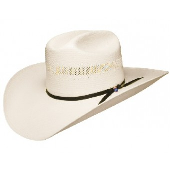 Resistol Big Money 10X Straw Cowboy Hat