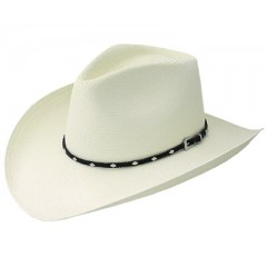Stetson Cowboy Hat  Diamond Jim 8X Straw Cowboy Hat Best Seller!