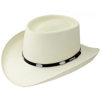 Stetson Royal Flush 10X Straw Cowboy Hat