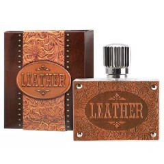 Leather Cologne Cedarwood And Sun Worn Leather 3.4oz Spray for Men