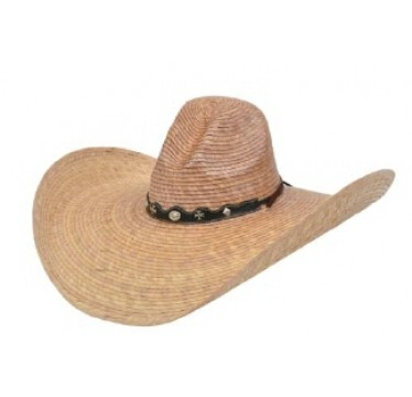 Alamo Hat Company Old West Texas Gus Crown 7 Inch Brim Cowboy Hat