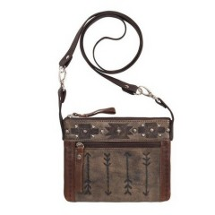 American West Trail Rider Crossbody Purse