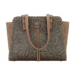 Bandana by American West Trinity Trail Zip Top Tote