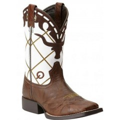 Ariat Kids Dakota Dogger Cowboy Boot