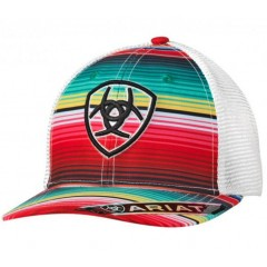 Ariat Ladies Serape Snap Back Cap
