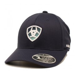 Ariat Navy Cowboy Cap