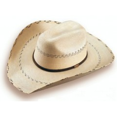 "Atwood Hat Company Hereford 7X Low Crown Pinto 4"" Brim Palm Shape It With The Kenny Chesney Crease"