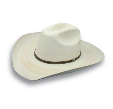 "Atwood Hat Company Marfa Low Crown 4"" Brim Straw Hat"