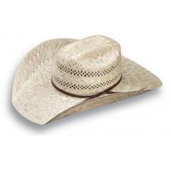 Atwood Hat Company Waco Sisal 4 - 4.5 Brim Straw Cowboy Hat