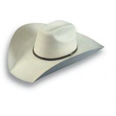 "Atwood Hat Company Aspermont Palm Leaf 5"" Brim Straw Hat"