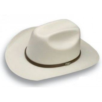 "Atwood Hat Company Austin 2 3/4"" Brim Straw Hat"