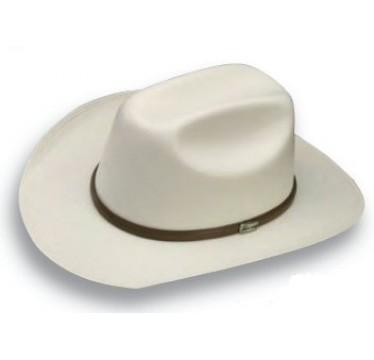 "Atwood Hat Company Austin Low Crown 2 3/4"" Brim Straw Hat"