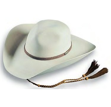 "Atwood Hat Company Caroline Too White 4"" Brim Palm Leaf Hat"