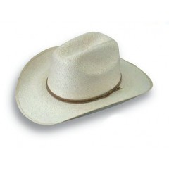 Atwood Hat Company Kids Palm Leaf Straw Cowboy Hat