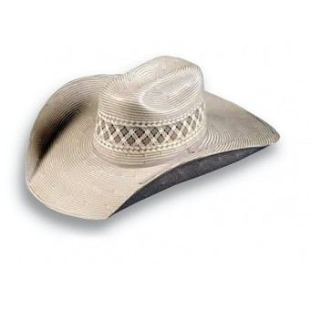 Atwood Hat Company Pendleton Two-Tone Straw Cowboy Hat