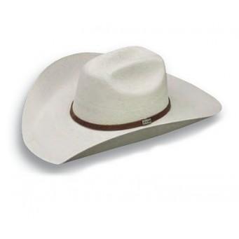 "Atwood Hat Company Pen Rider 4 1/4"" Brim Straw Hat"