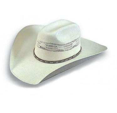 Atwood Hat Company Stephenville Bangora 4.5 Brim Straw Cowboy Hat
