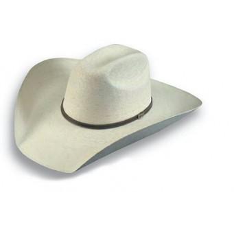 """Atwood Hat Company Swenson  4.5"""" Brim Palm Leaf Straw Hat"""