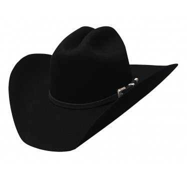 Bullhide Cowboy Hat Back Roads 6X Premium Wool Felt Cowboy Hat JUSTIN MOORE COLLECTION