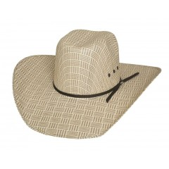 "Bullhide ""Cash Money"" 4 1/2"" Brim Straw Cowboy Hat"