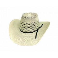 Bullhide Tyler Harr Collection Spur Doctor Straw Cowboy Hat