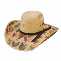 Charlie 1 Horse Cowboy Hat Follow Your Arrow Palm Straw Cowboy Hat