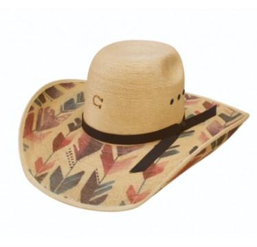 Charlie 1 Horse Cowboy Hat Follow Your Arrow Palm Straw Cowboy Hat