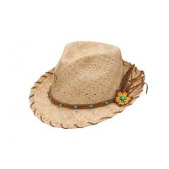Charlie 1 Horse Sunkissed Raffia Straw Hat