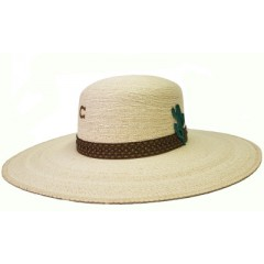 Charlie 1 Horse Cactus Canyon Straw Cowboy Hat