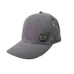 Cinch Youth  Grey Snap Back Cowboy Cap