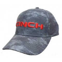 Cinch Blue-Grey Digital Camo Snap Back Cowboy Cap