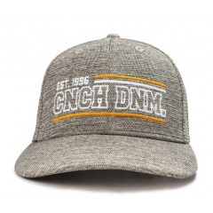 Cinch Grey Flexfit Cowboy Cap