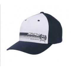 Cinch Navy and White  Flexfit Cowboy Cap