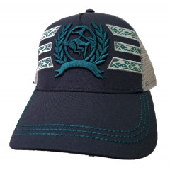 Cinch Ladies Navy Trucker Cap