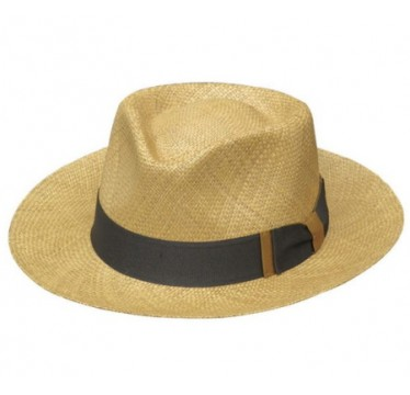 Dallas Hats Strada1 Fedora Panama Straw Hat