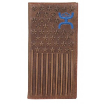 HOOey  Stars and Stripes Rodeo Wallet