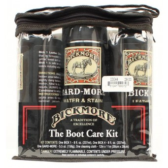 M&F Bickmore Boot Care Kit