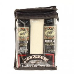 M&F Bickmore Leather Care Travel Kit