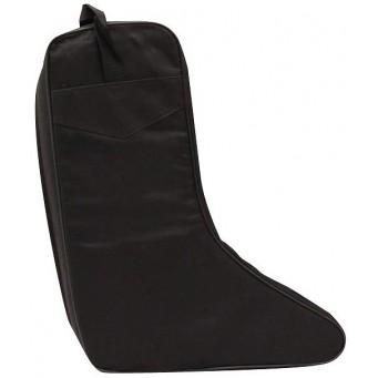 M&F Black Boot Bag