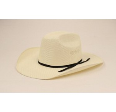 Twister by M&F Kids Natural Straw Cowboy Hat