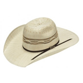 Twister Kids Bangora Cool Hand Luke Crown Straw Cowboy Hat