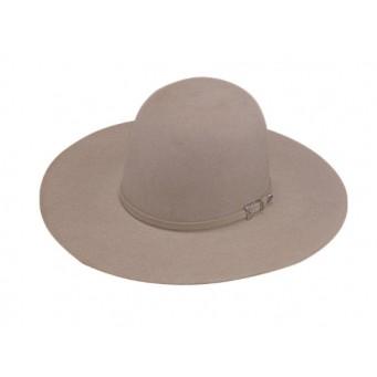 Twister Felt 20X Natural Open Crown 4 1/4 Brim Cowboy Hat