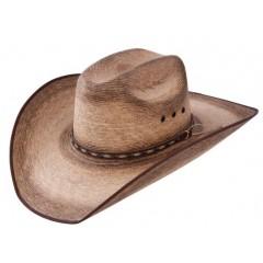 Jason Aldean Cowboy Hat Amarillo Sky Resistol Palm Straw Cowboy