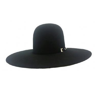 "Resistol Black Gold 20X  5"" Brim Felt Cowboy Hat"