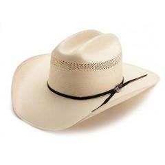 """Resistol Big Money 10X Straw 4 1/4"""" Brim Cowboy Hat"""