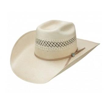 "Cody Johnson Resistol COJO 4 1/4"" Brim Straw Cowboy Hat"